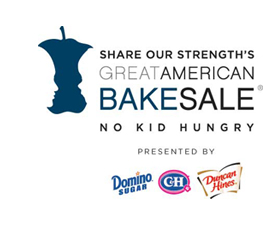 Share Our Strength's Great American Bake Sale