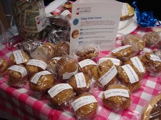 baked goods to sell